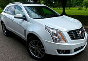 2015 Cadillac SRXPerformance Sport Utility 4-Door